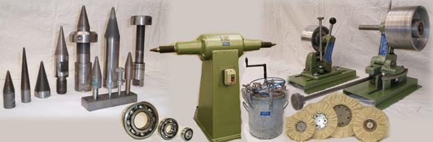 metal polisher machine